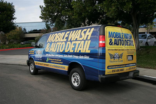 Touch of Class Mobile Wash and Auto Detail