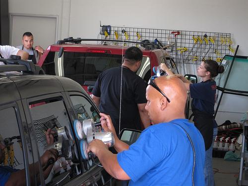 Auto Detailing Training Mobile Car Detailing 9