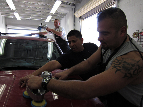 Auto Detailing Training Mobile Car Detailing 1