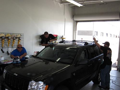 Auto Detailing Training Mobile Car Detailing 2