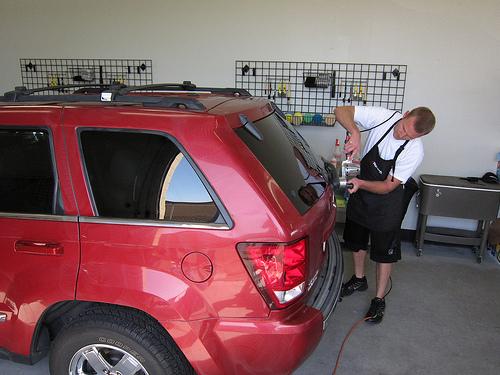 Auto Detailing Training Mobile Car Detailing 3