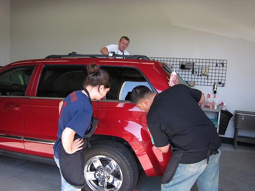 Auto Detailing Training Mobile Car Detailing 4