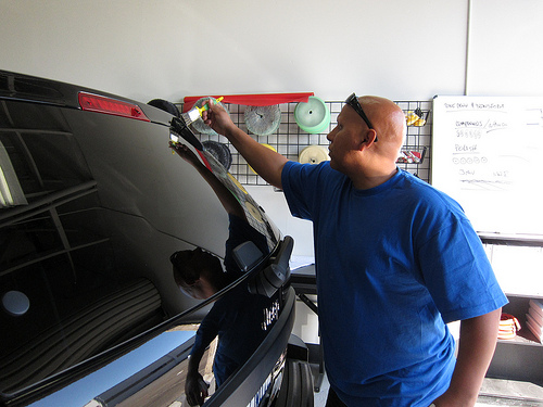 Auto Detailing Training Mobile Car Detailing 6