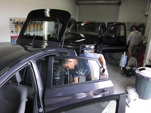 Auto Detailing Training Seminar Class