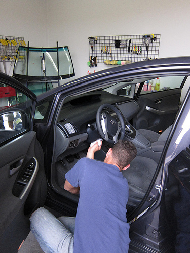 Shop and Mobile Auto Detailing Training Class