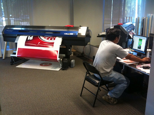 RPM Mobile Detail Wrap Printing
