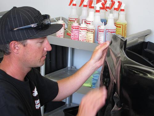 PPF Clear Bra Installation Training