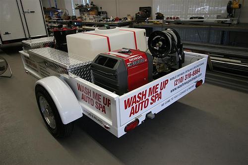8e37e70d55 Wash Me Up Auto Spa - Mobile Auto Detailing Trailer - Automotive ...