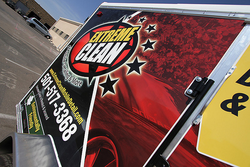 Extreme Clean Mobile Auto Detailing Trailer Business 5