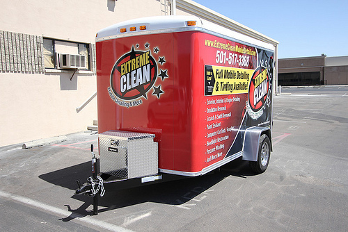 Extreme Clean Mobile Auto Detailing Trailer Business 4