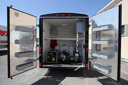 Extreme Clean Mobile Auto Detailing Trailer Business 3