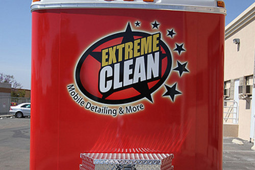 Extreme Clean Mobile Auto Detailing Trailer Business 6