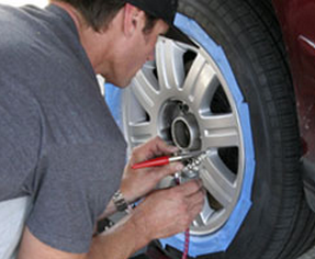 Wheel Repair Training