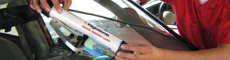 Windshield Repair Training Equipment