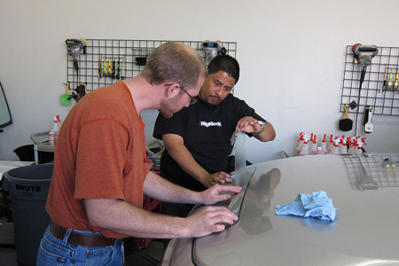 Rightlook Paint Protection Film Training