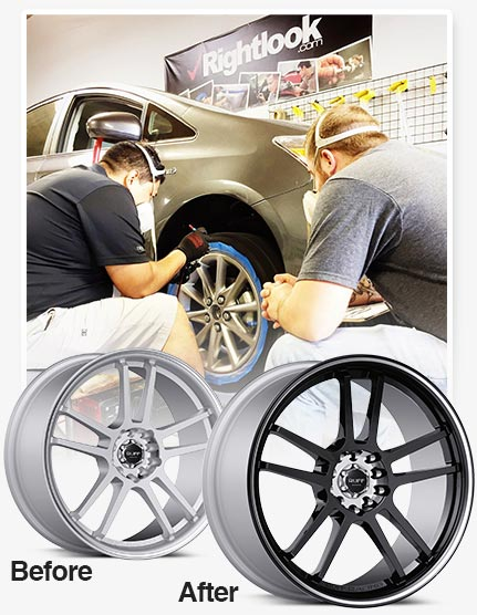 What Is Rightlook Wheel Repair Hands On Training