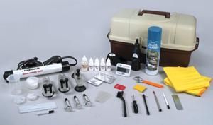 Deluxe Windshield Repair Kit W001