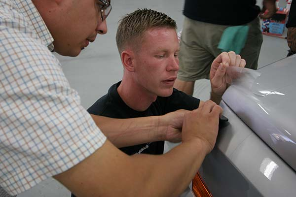 Rightlook Paint Protection Film Student Gallery 1