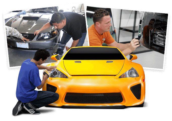 Rightlook Paint Protection Film Training and Equipment