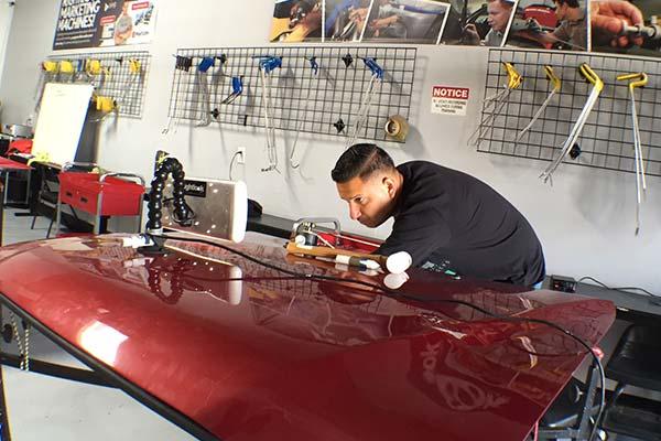 Rightlook Paintless Dent Repair Student Gallery 15