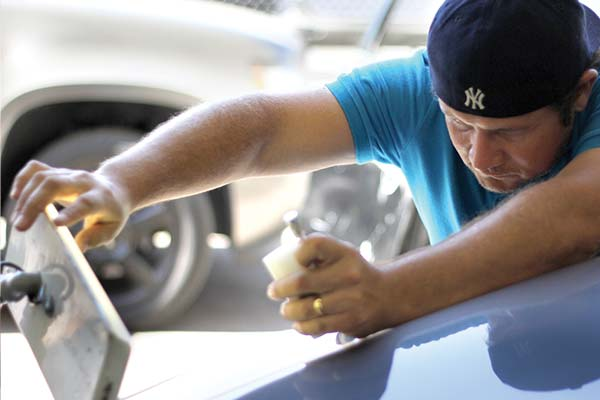 Rightlook Paintless Dent Repair Student Gallery 4
