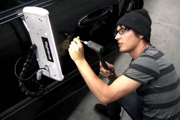 Rightlook Paintless Dent Repair Student Gallery 6