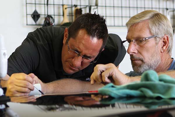 Rightlook Paintless Dent Repair Student Gallery 9