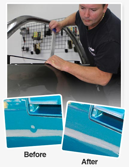 Pdr Training Paintless Dent Repair Training Pdr Tools