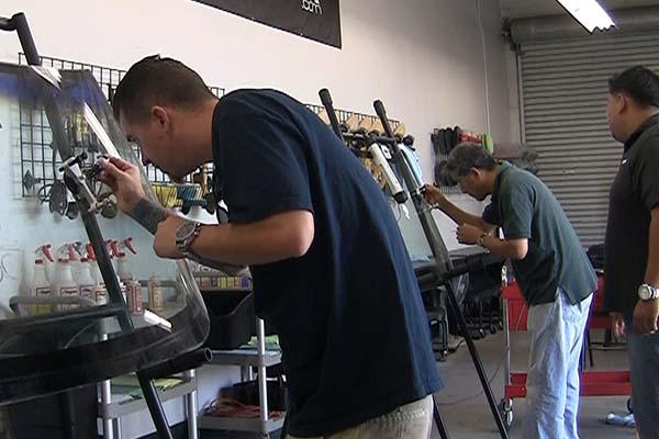Rightlook Windshield Repair Student Gallery 14