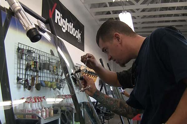 Rightlook Windshield Repair Student Gallery 15