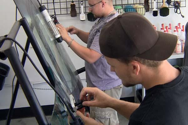 Rightlook Windshield Repair Student Gallery 9