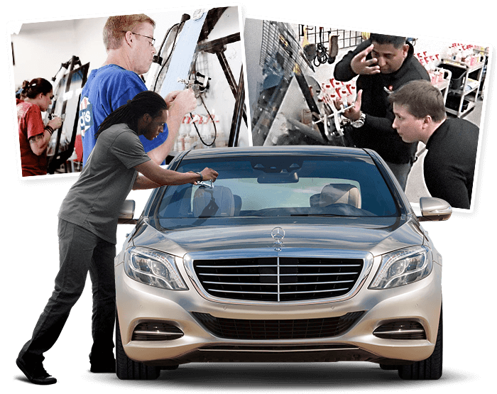 Rightlook Windshield Repair Training and Equipment