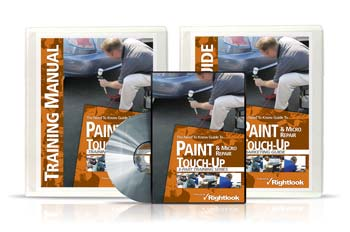 Paint Touch-Up and Repair Training Video Set