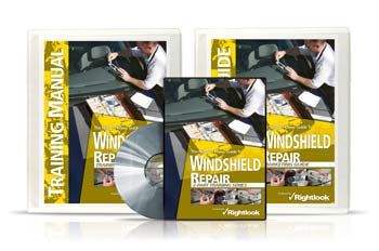 Windshield Repair Video Training Set