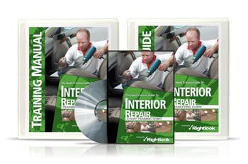Interior Repair Training DVD
