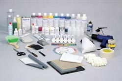 Complete Leather Repair Kit IA1000