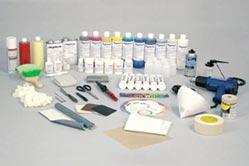 Complete Vinyl Repair Kit IA2000