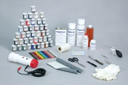 Complete Velour Repair Kit IA3000