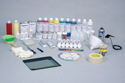 Complete Hard Plastic and Dash Repair Kit IA4000