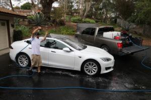 Rightlook Deluxe Detailing Skid Mount Pressure Washing Car