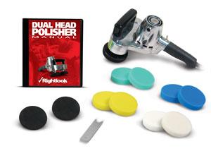 Rightlook Basic Dual Head Cyclo Polisher Kit