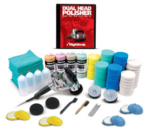 Rightlook Deluxe Cyclo Buffer Kit