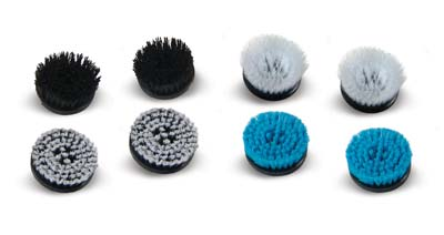 Rightlook Cyclo Polisher Brush Package