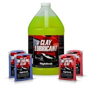 Rightlook Detailing Chemicals Clay Starter Package DC1240