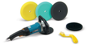 Standard Makita Polisher Kit