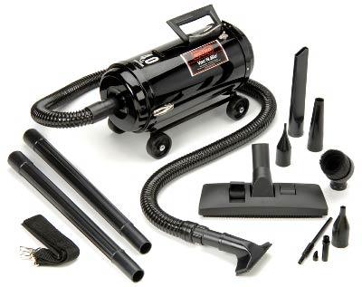 Metro Vac N Blo 4.0 Peak HP Potable Vacuum/Blower