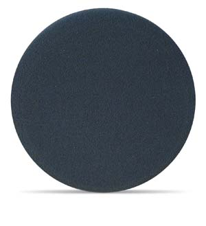 Black Foam Buffing Pad for Porter Cable Polisher - Finishing