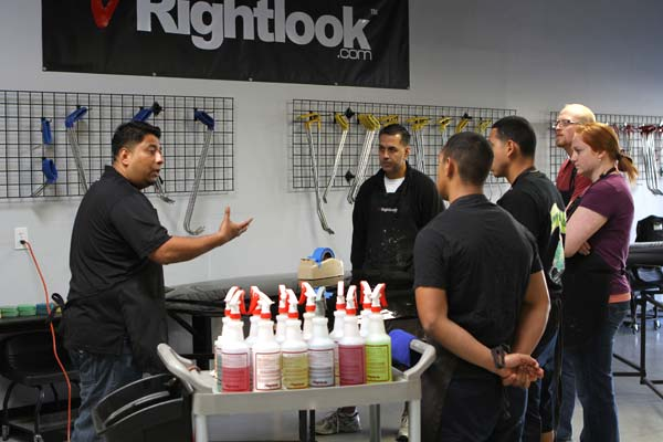 Rightlook Auto Detailing Student Gallery 11