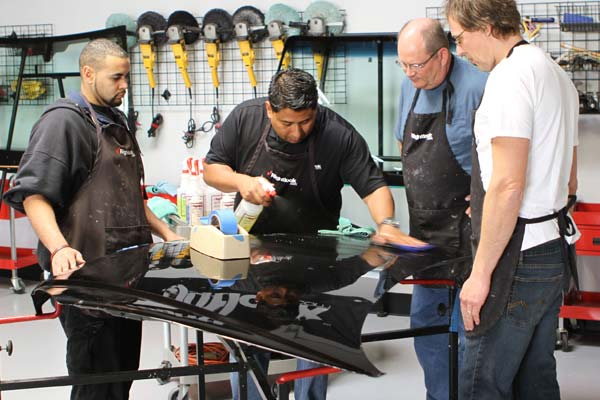Rightlook Auto Detailing Student Gallery 12