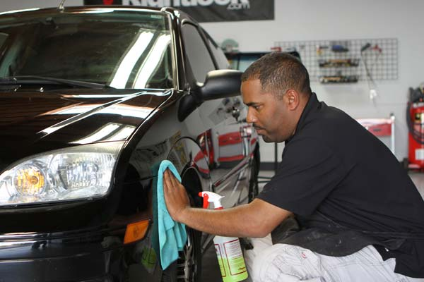 Rightlook Auto Detailing Student Gallery 14